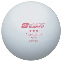 Donic Avantgrade 3 star Table Tennis Balls
