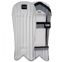 GM 606 Cricket Wicket Keeping Leg Guards