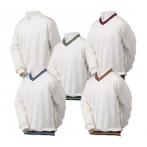 GM Cricket Long Sleeve Sweater
