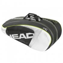 Head 9R Djokovic Super Combi Kit Bag