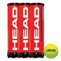 Head Championship Tennis Ball (Per Dozen)