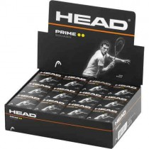 Head Prime Double Dot Squash Ball