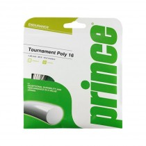 Prince Tournament  Poly 16 s Tennis String