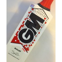Gm Sigma F2 Bullet English Willow Cricket Bat
