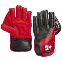 SM Club Star Wicket Keeping Gloves