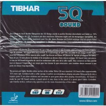 Tibhar 5Q Sound Power Update Table Tennis Rubber