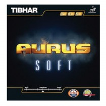 Tibhar Aurus Soft Table Tennis Rubber