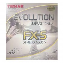 TIBHAR EVOLUTION FX-S Table Tennis Rubber
