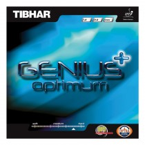 Tibhar Genius+Optimum Table Tennis Rubber