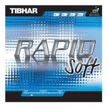 Tibhar Rapid Soft Table Tennis Rubber