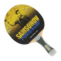Tibhar Samsonov Powergrip Table Tennis Bat
