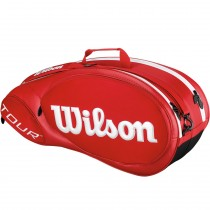 Wilson Tour 6 PK Tennis Kit Bag