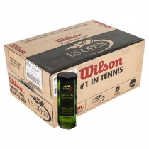 Wilson US Open Xd Tennis Balls Cartons (Set of 24 Cans)