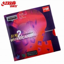 DHS Hurricane 2 Table Tennis Rubber