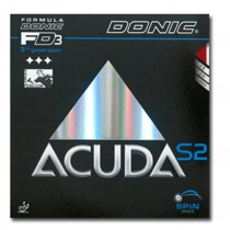 Donic Accuda S2 Table Tennis Rubber