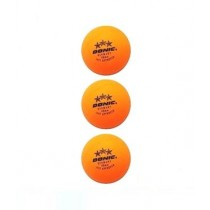 Donic 3 Star Table Tennis Balls(pack of 12)