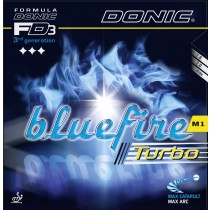 Donic Blue Fire M1 Turbo Table Tennis Rubber.