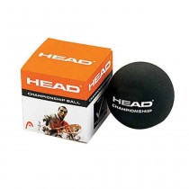 Head Championship Squash Ball(Double Dot)