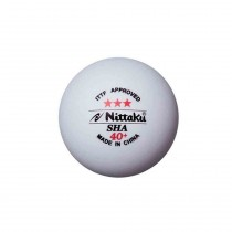 Nittaku 3 Star 40+ Table Tennis Balls