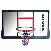 Nivia Basketball Backboard (With Transparent Acrylic)