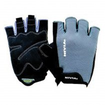Nivia Python Leather Gym Gloves