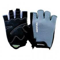 Nivia Python Leather Gym Gloves